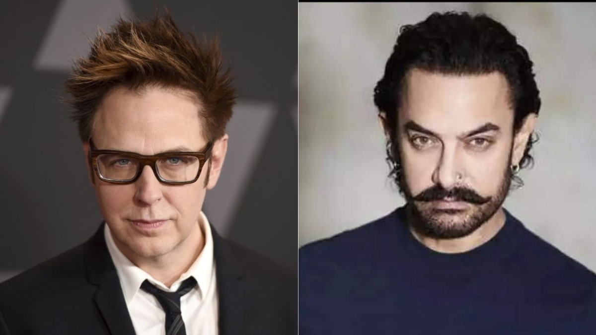 James Gunn reveals his favourite Bollywood film and it stars Aamir Khan