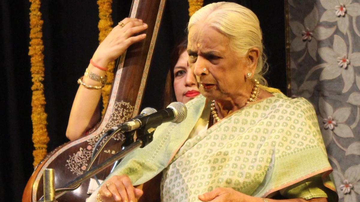 Girija Devi Birth Anniversary: Best songs of the classical legend