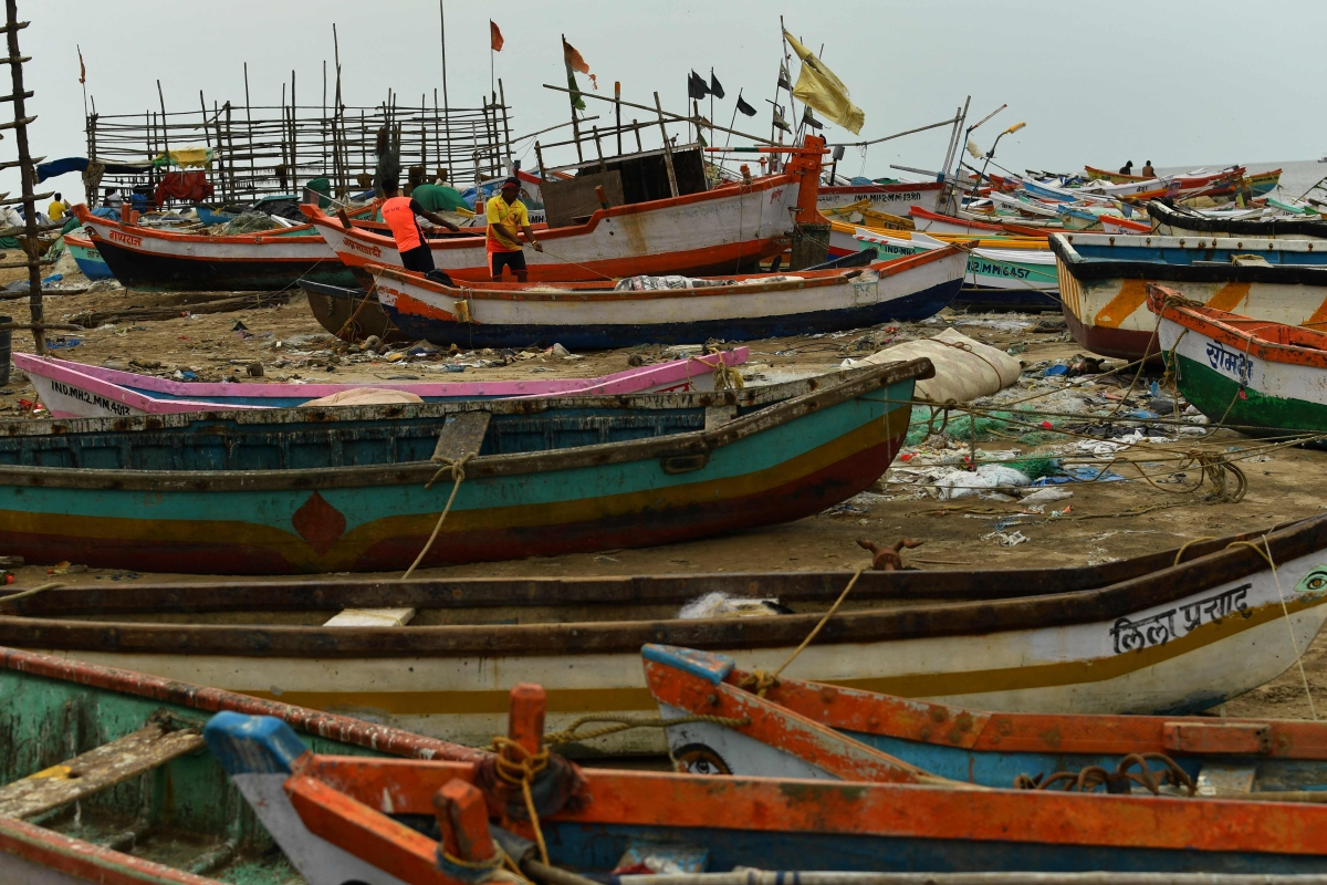 Cyclone Tauktae: COVID-19 vaccination drive in Gujarat called off on May 17, 18; CM Vijay Rupani urges citizens to stay at home