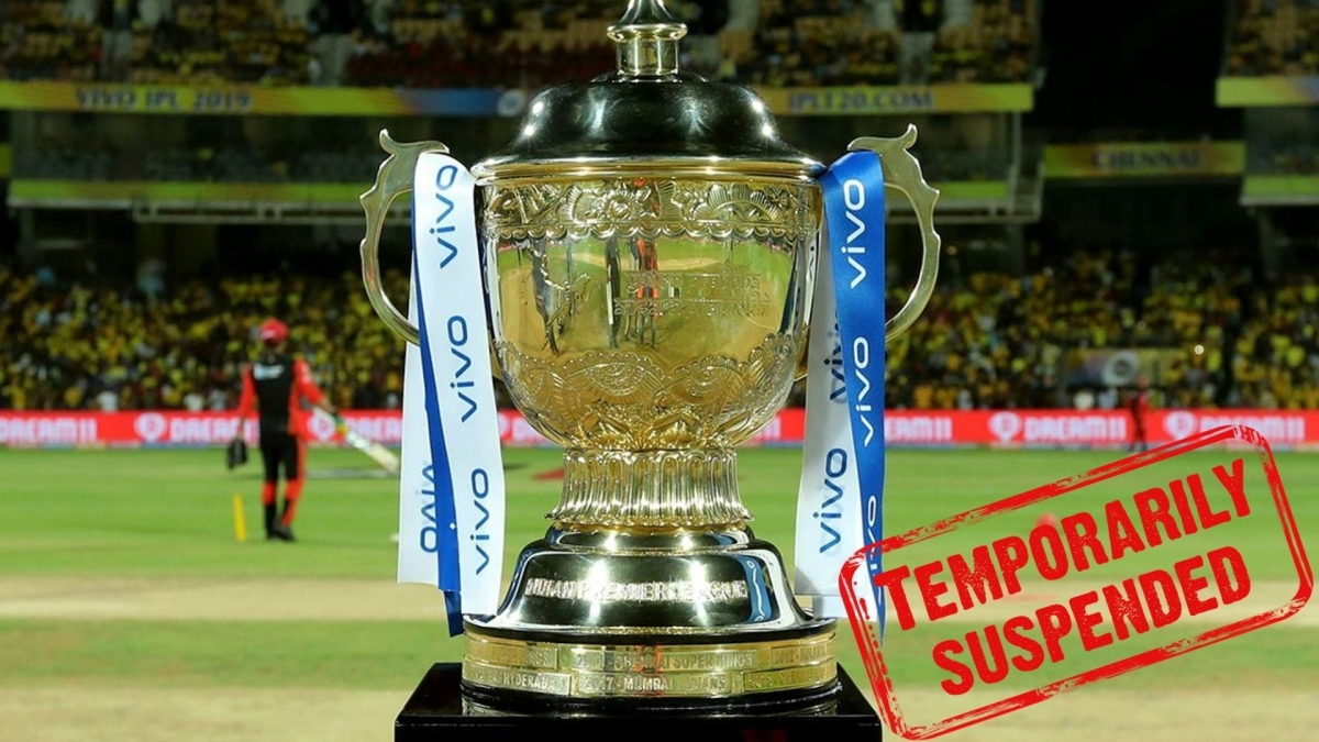 IPL 2021 suspended for the time being as COVID-19 pandemic rages
