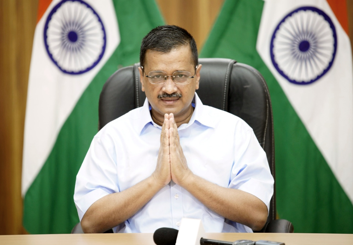Delhi: Arvind Kejriwal announces free education, Rs 2,500 till age of 25 to children orphaned due to COVID-19
