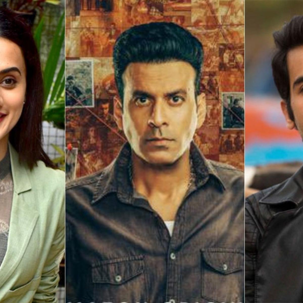 'The Family Man' 2 Trailer: Rajkummar Rao, Taapsee Pannu, and other celebs laud Manoj Bajpayee, Samatha Akkineni's performance