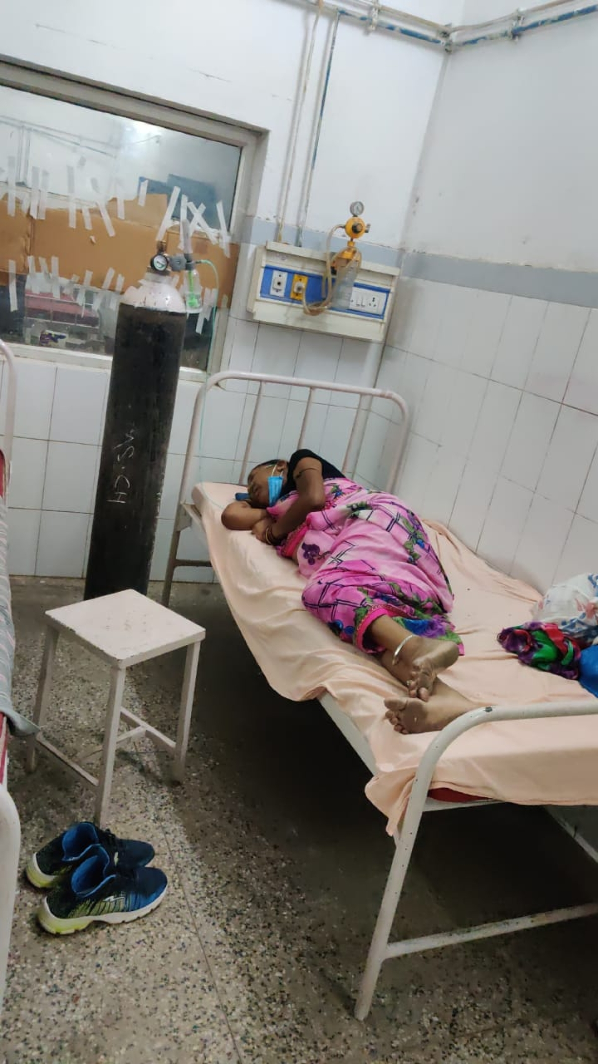 Ground Report: Rural Uttar Pradesh grapples with Covid-19 amid abysmal medical facilities and Panchayat polls