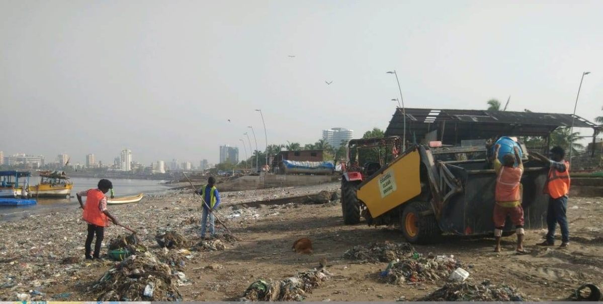 Mumbai: BMC clears 153 tonnes garbage in four days