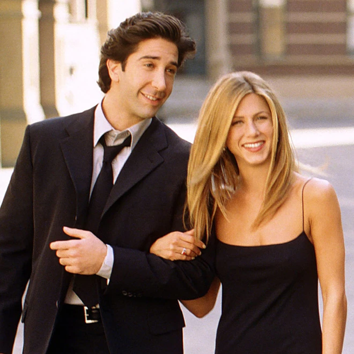 'Friends Reunion': Jennifer Aniston, David Schwimmer reveal they were 'crushing hard on each other' in real life