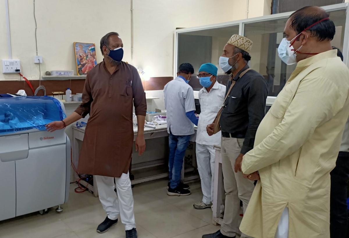 Madhya Pradesh: Provide facilities like District Hospital in Jaora: ACS
