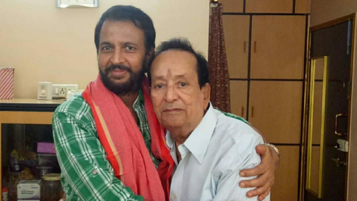 Ramayan's Sunil Lahri aka Lakshman quashes death rumours of 'Ravana' Arvind Trivedi