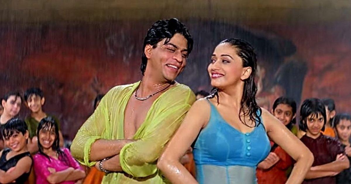 Dil To Pagal Hai stars Madhuri Dixit and Shah Rukh Khan
