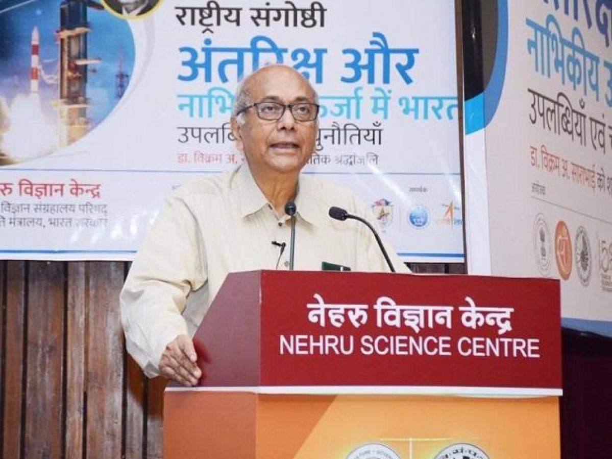 Mumbai: Former Atomic Energy Commission chairman Srikumar Banerjee dead