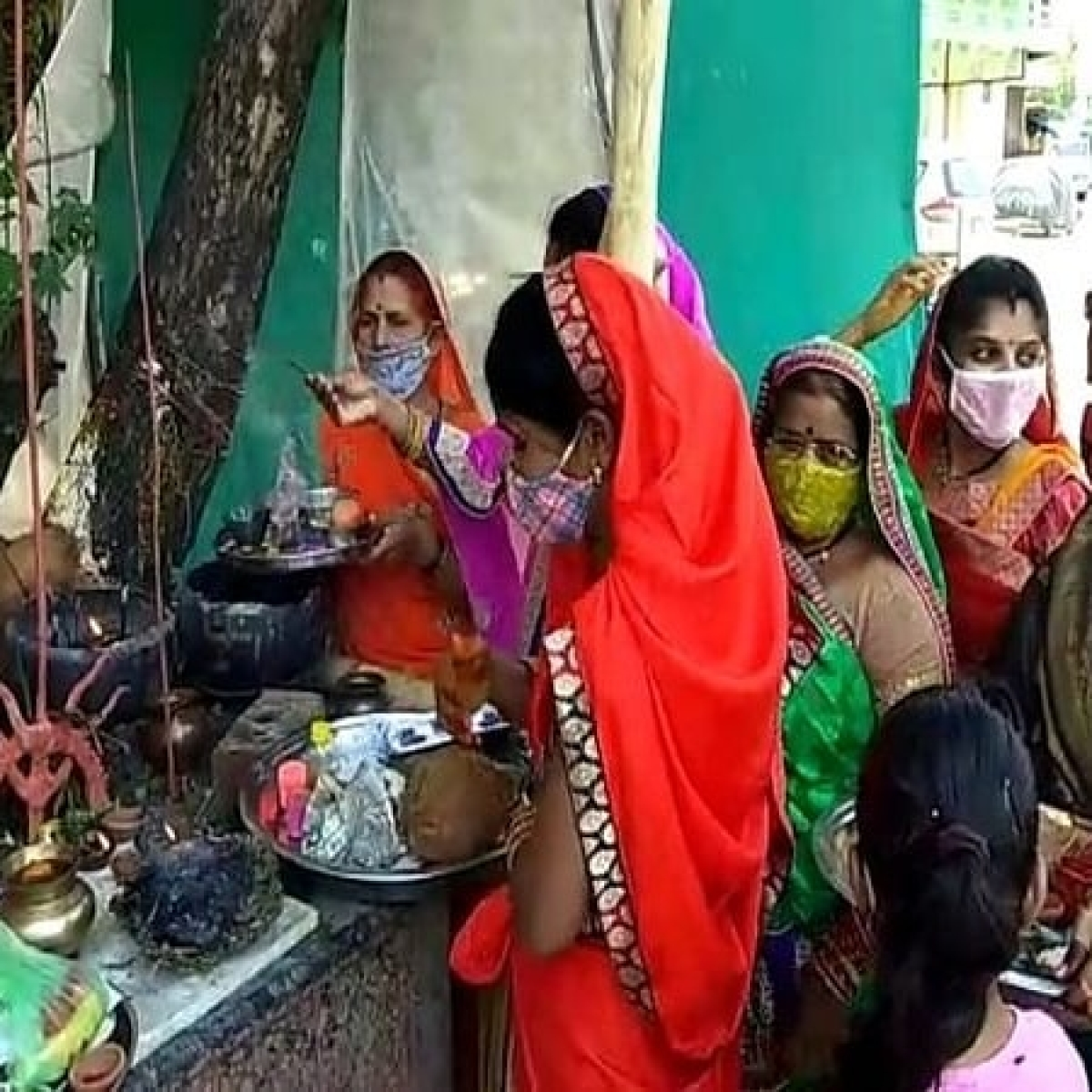 Chhattisgarh: Women fast, organise mass prayers in Rajnandgaon to please 'Corona Mata'