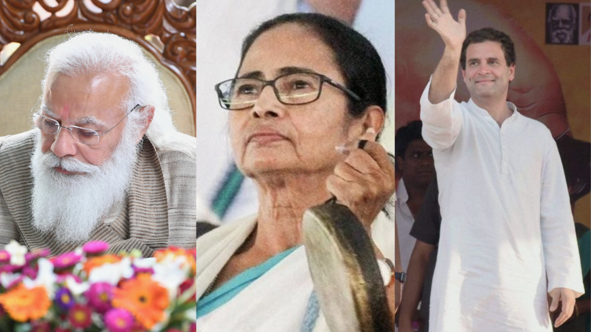 Bengal elections 2021: TMC gains votes, BJP and Congress gain memes