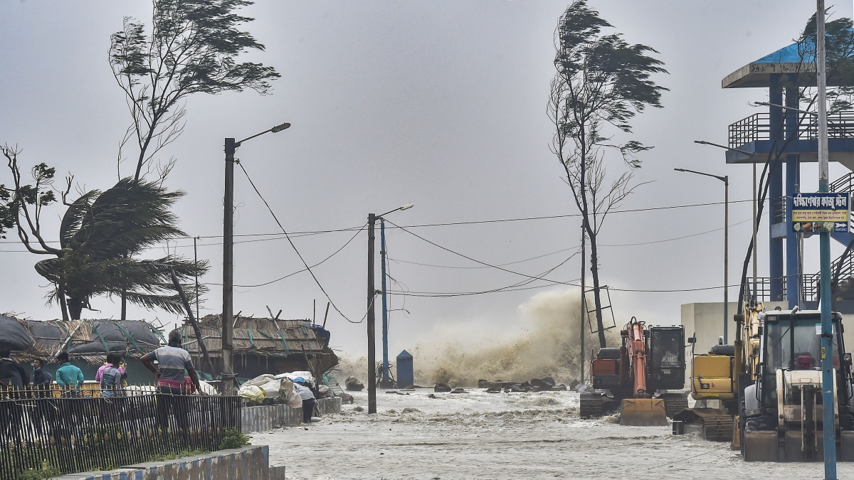 Cyclone Yaas: Deep depression to weaken into depression in next 6 hours, says IMD