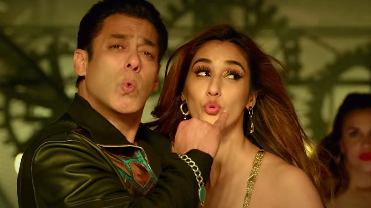 'Nobody can dance like him': Disha Patani on shaking a leg with Salman Khan in 'Radhe' song 'Seeti Maar'