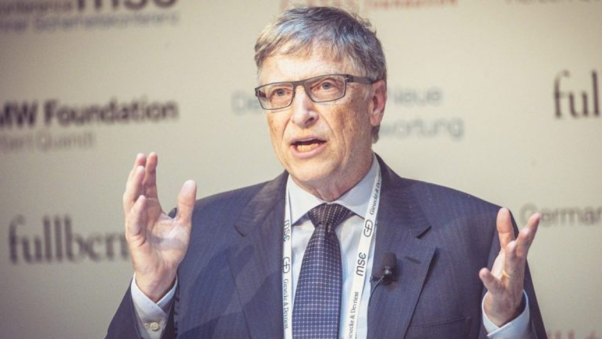 Gates Foundation supports 'narrow waiver' of intellectual property on COVID-19 vaccines