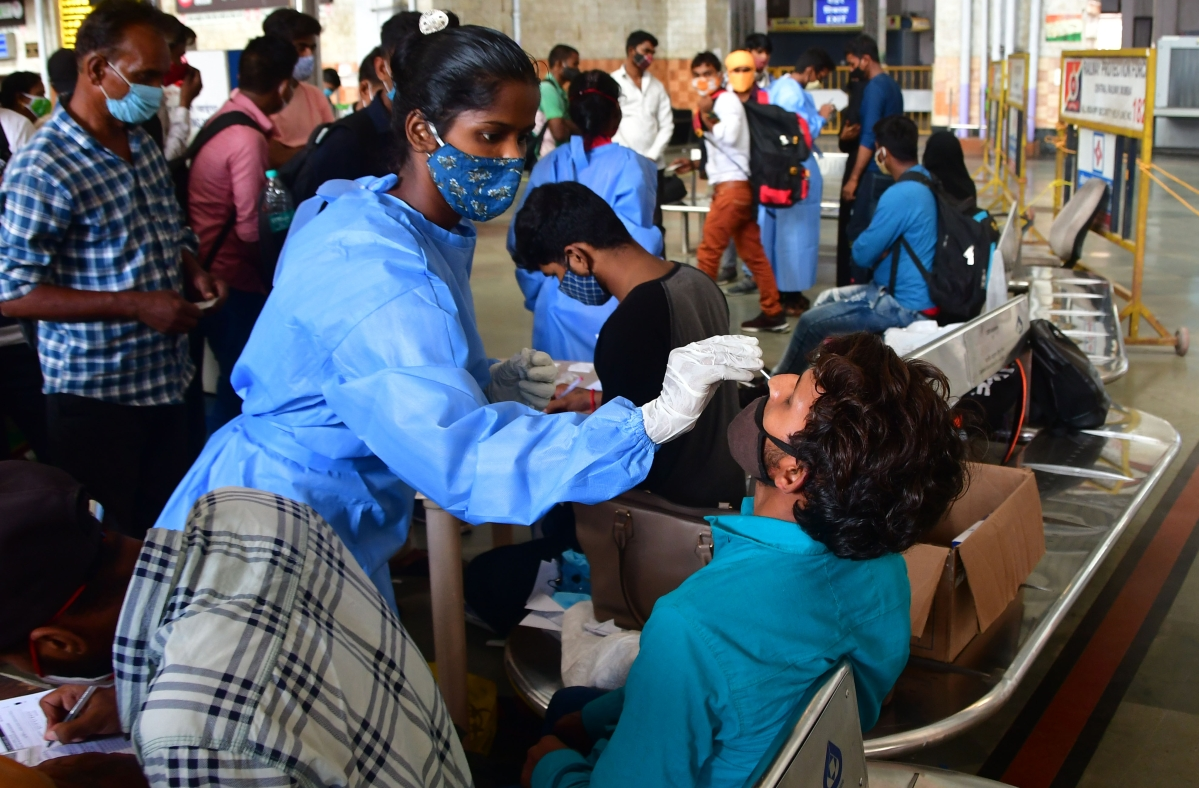 COVID-19: Mumbai reports 1,416 cases, 54 deaths on May 21