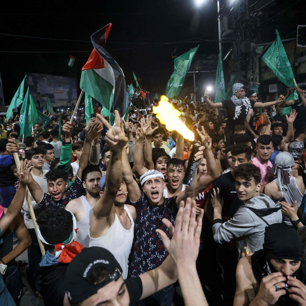 Israel, Hamas agree to ceasefire to end 11-day war that caused widespread destruction in Gaza