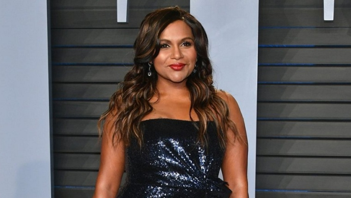 For Mindy Kaling, pregnancy during pandemic was a learning experience