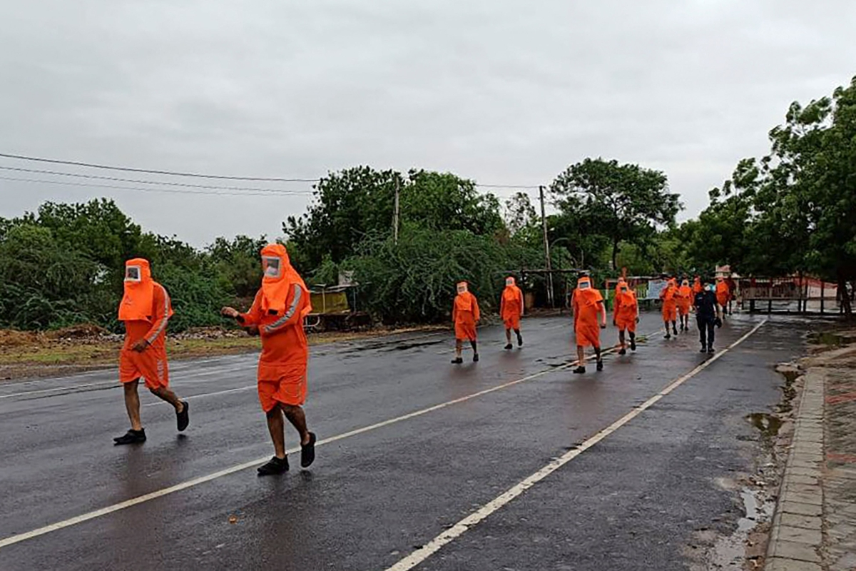 Cyclone Tauktae: Worst is over, says NDRF chief