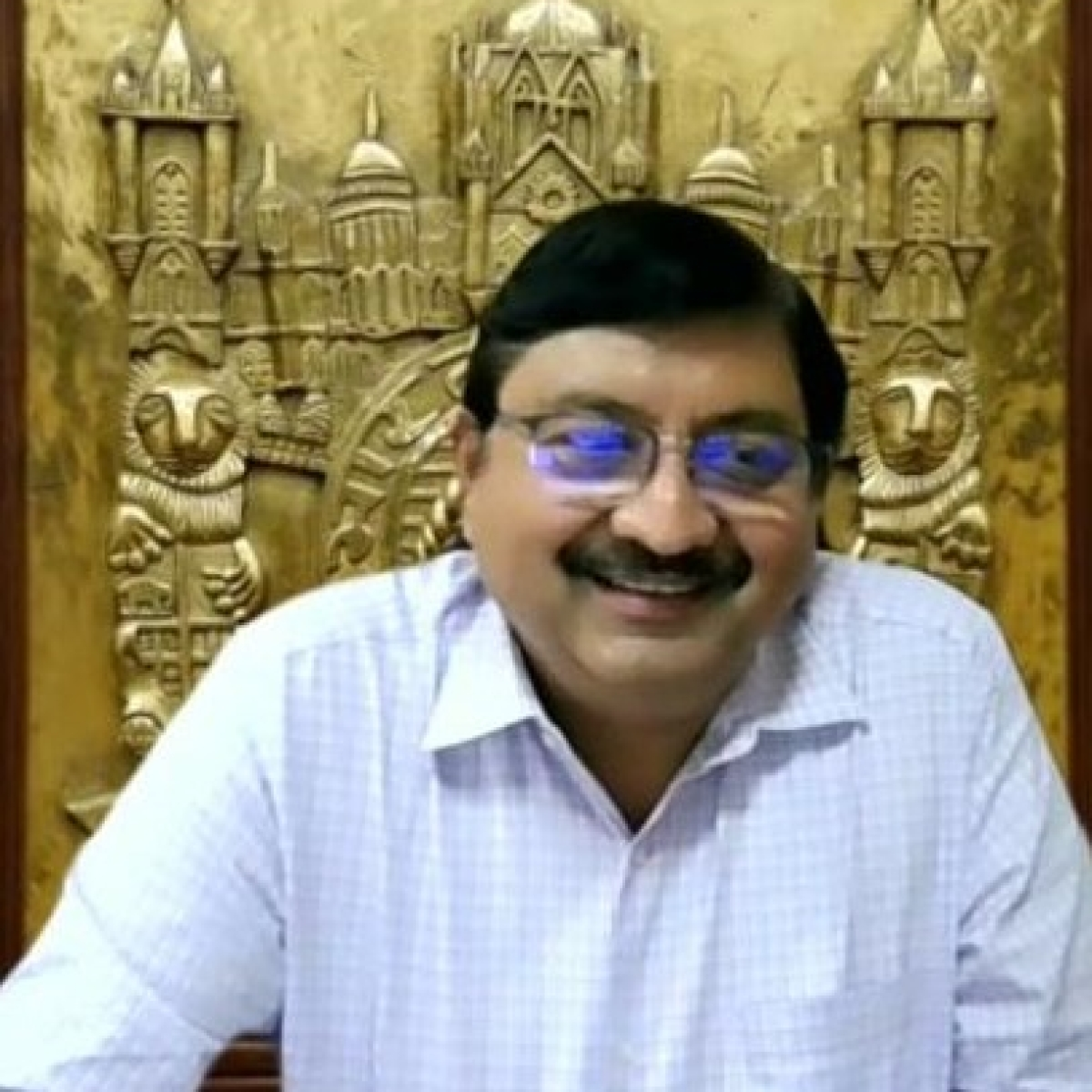 Alok Kansal, General Manager, Central Railway launches File Sharing System