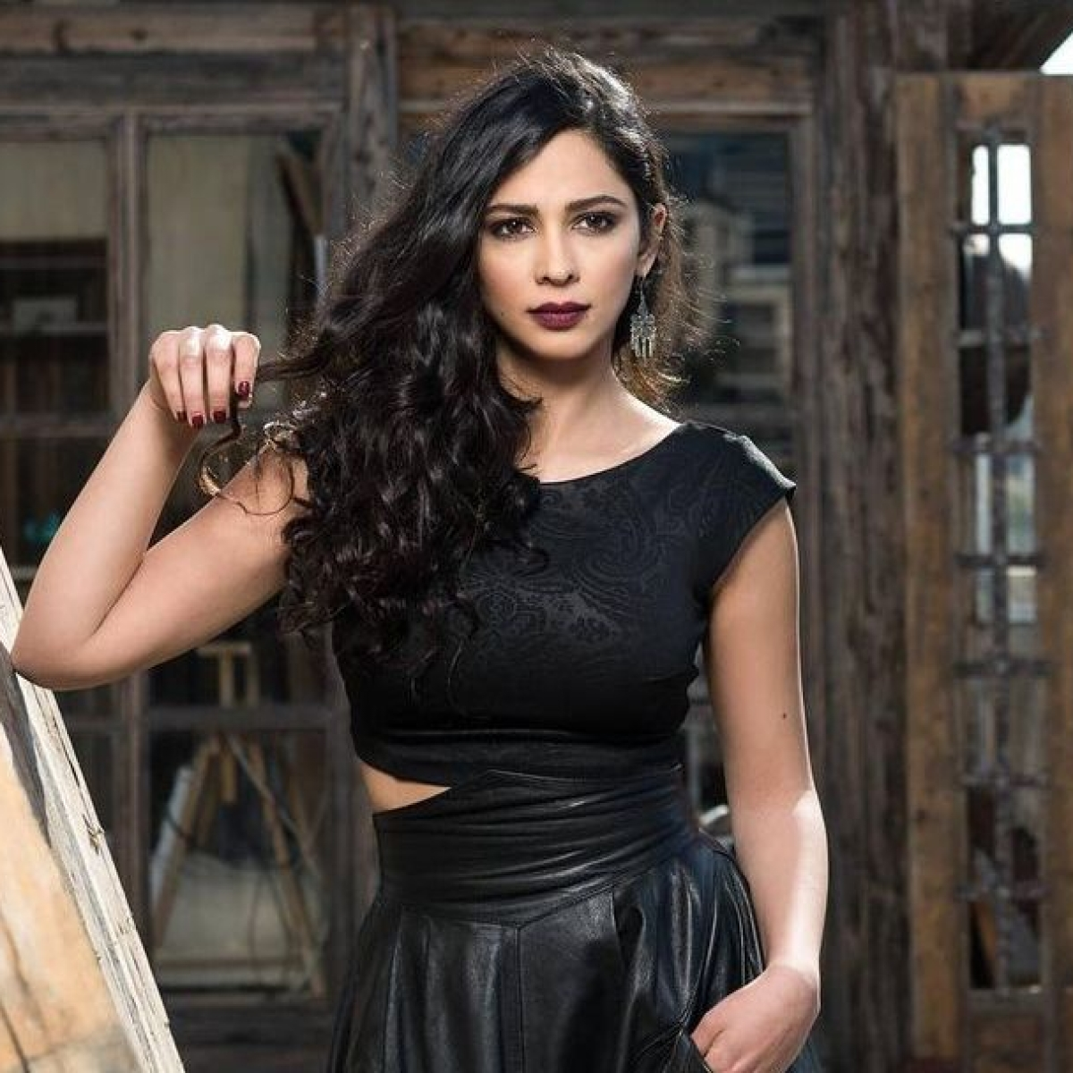 'Baghdad Central' actress Maisa Abd Elhadi shot by Israeli police during protest