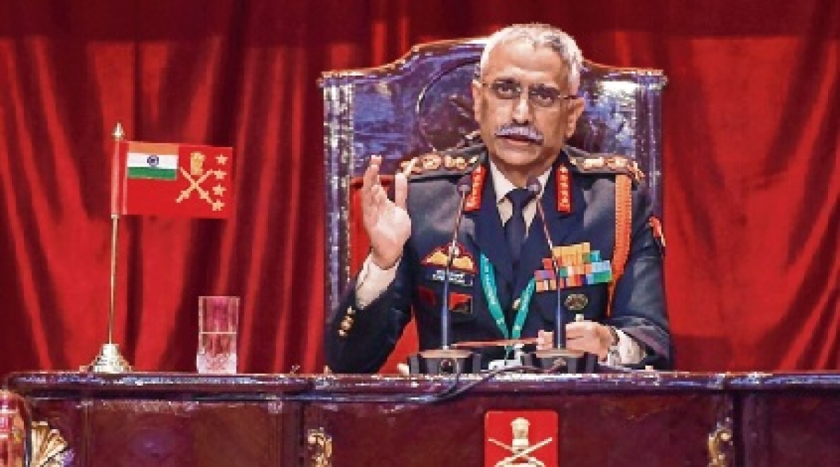 India-Pakistan ceasefire contributed to feeling of peace: Gen Naravane