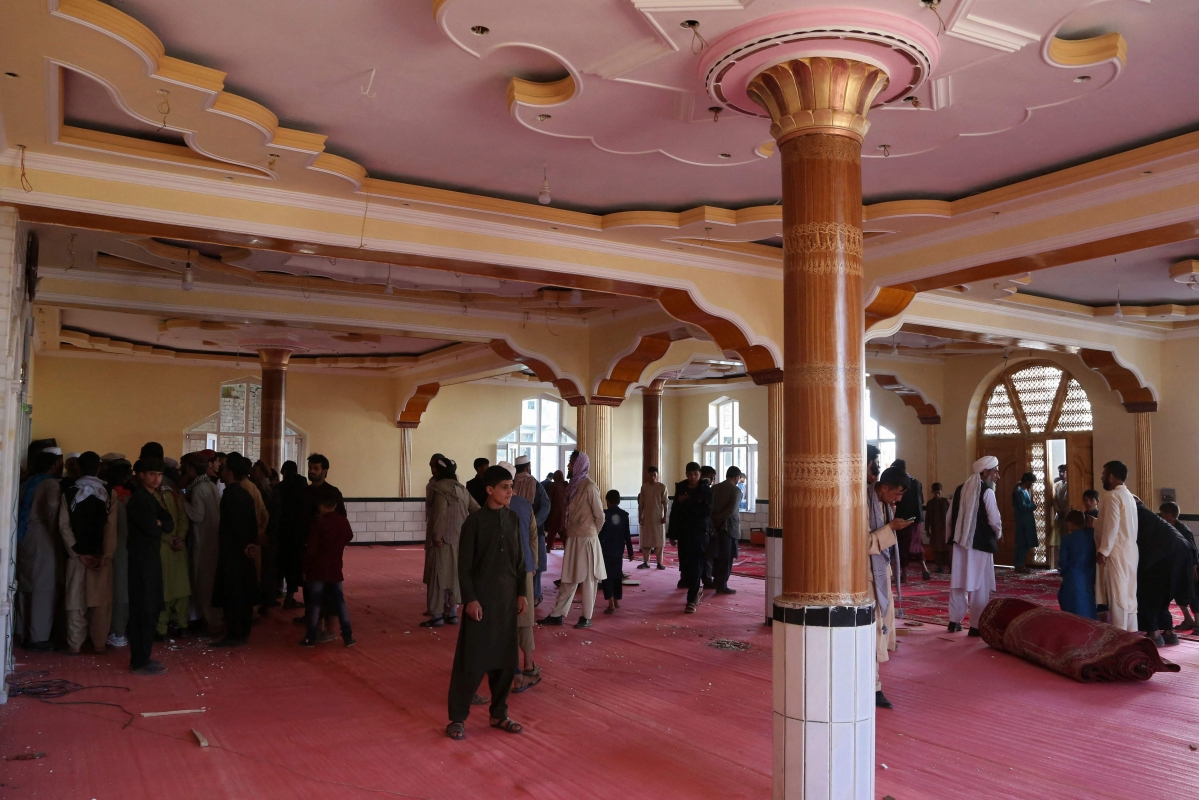 Terror group Islamic State claims responsibility for Kabul mosque attack on Eid ul-Fitr