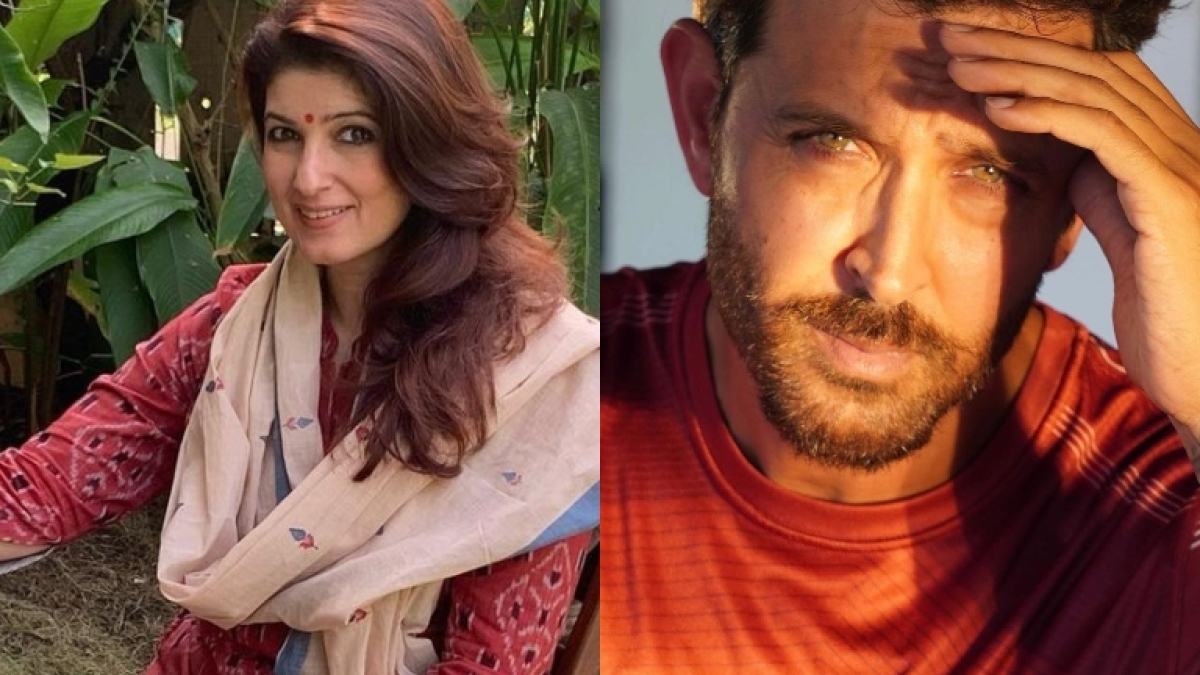 Twinkle Khanna lauds 'neighbour' Hrithik Roshan for doing his bit amid COVID-19 crisis