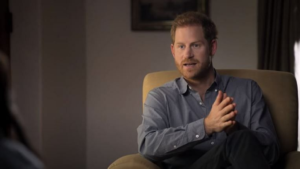 Prince Harry opens up about his mother's death; reveals one of son Archie's first words was 'Grandma'