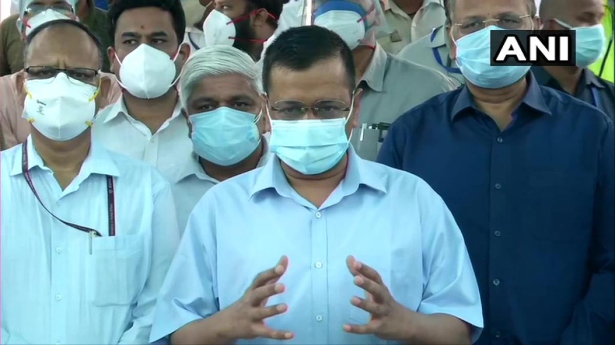 Extending lockdown by one more week in Delhi, says Arvind Kejriwal amid COVID-19 surge