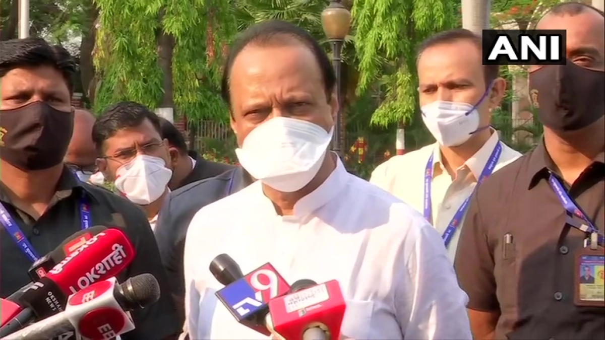 COVID-19: We don't even have stock to vaccinate people aged 45 and above, says Maharashtra Dy CM Ajit Pawar