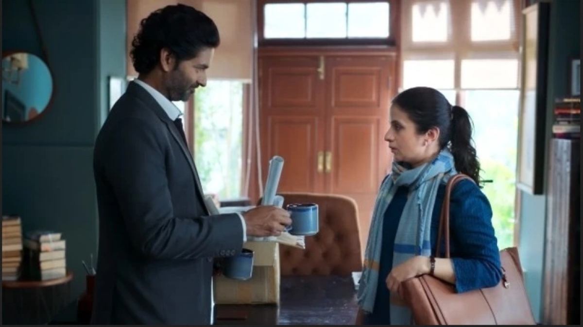 Out Of Love (Season 2) review: Rasika Dugal and Purab Kohli's nuanced performance keeps you hooked