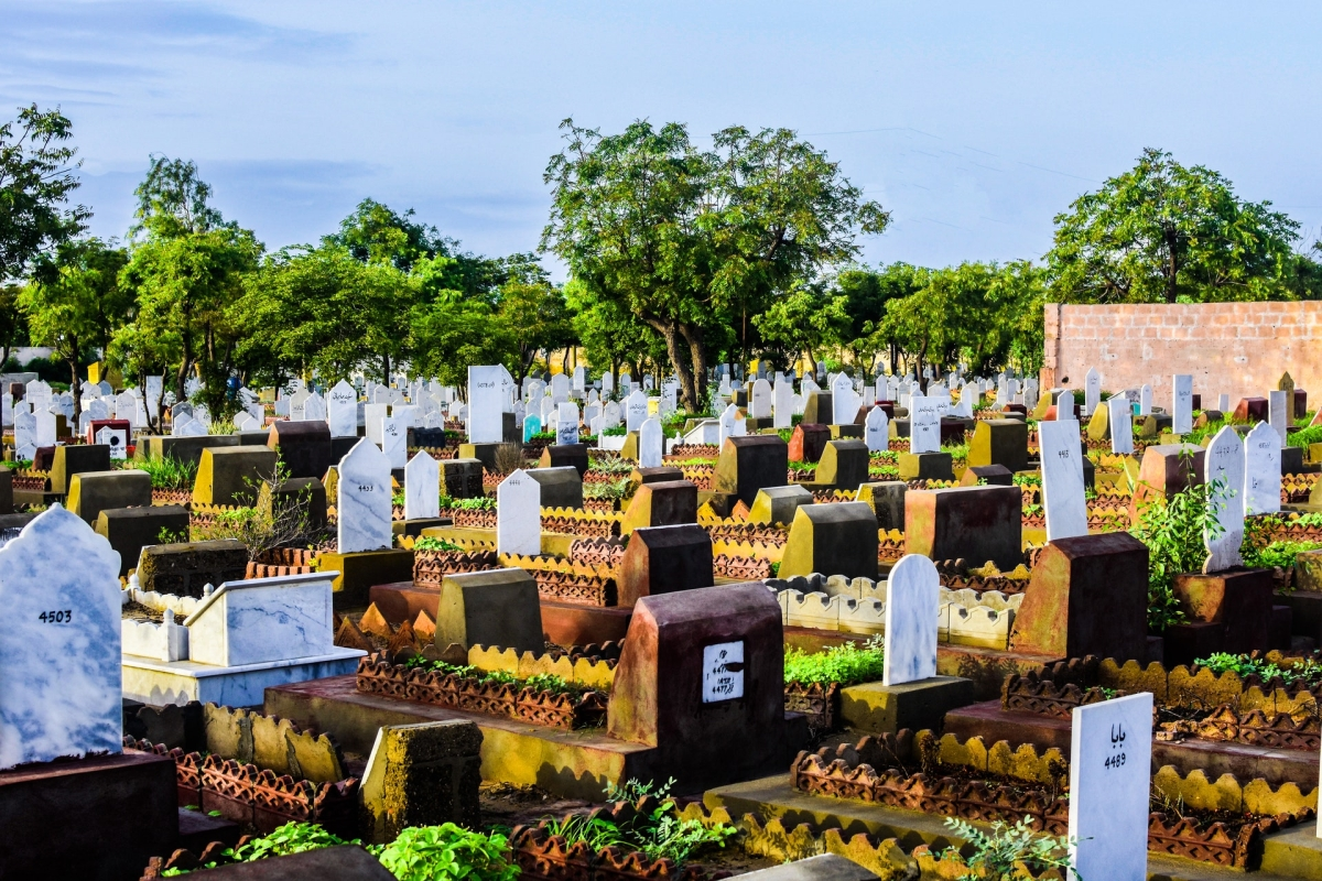 Mumbai: Amid spike in COVID-related deaths, Muslim graveyard on verge of closure due to shortage of land