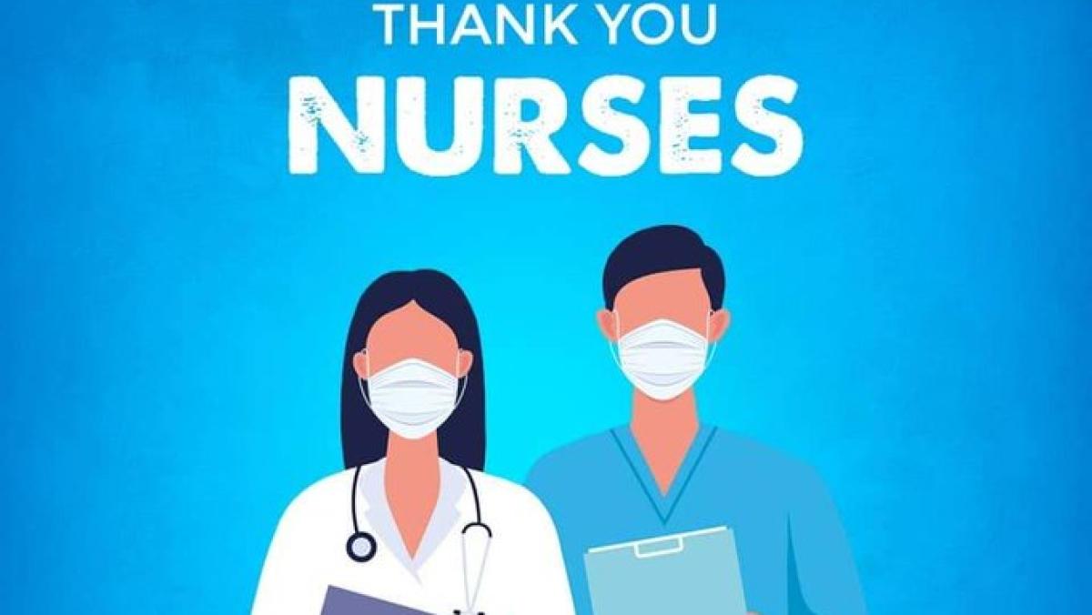 International Nurses Day: Akshay Kumar, Sanjay Dutt and others express thank 'the real heroes'