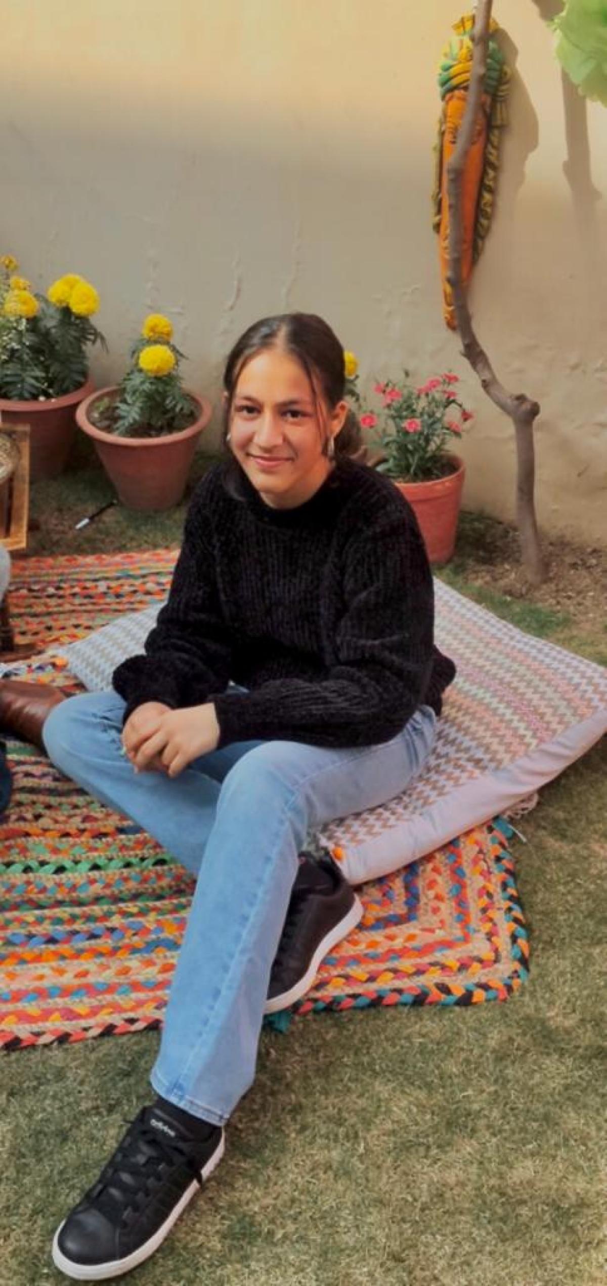Kaira Mahajan