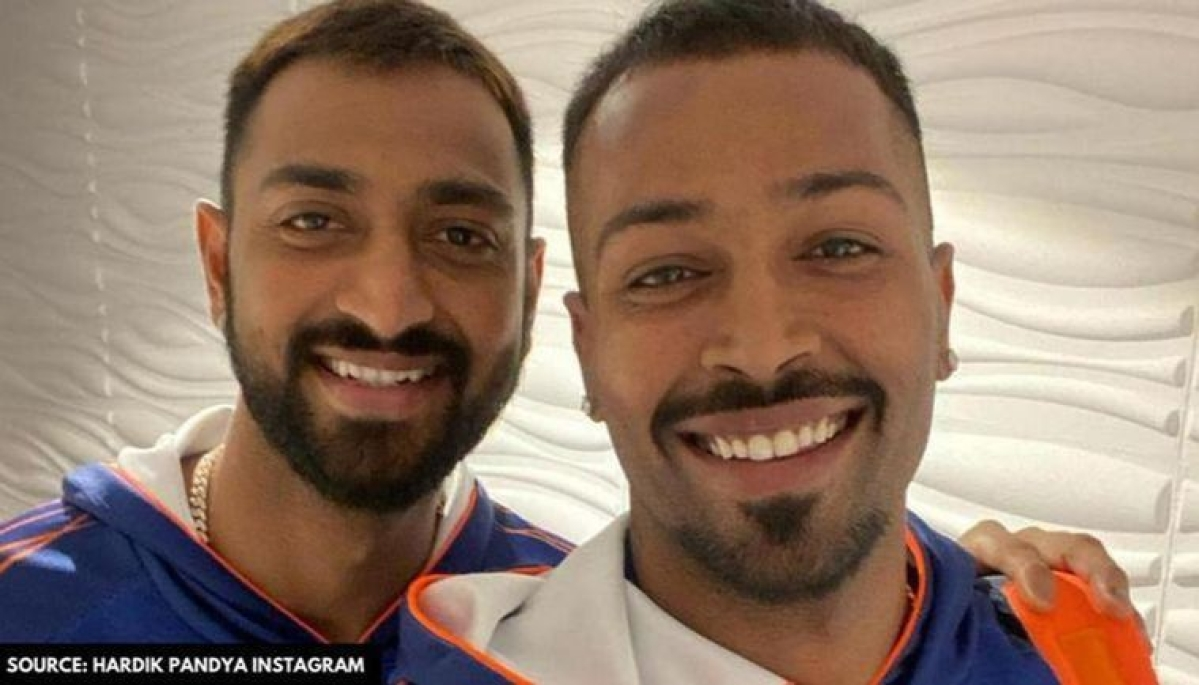 Krunal and Hardik Pandya send new batch of oxygen concentrators to Covid-19 centres