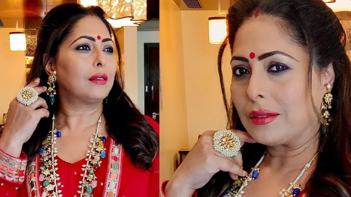 'Super Dancer 4' judge Geeta Kapur, 47, sparks wedding rumours after 'sindoor' spotted in latest pics