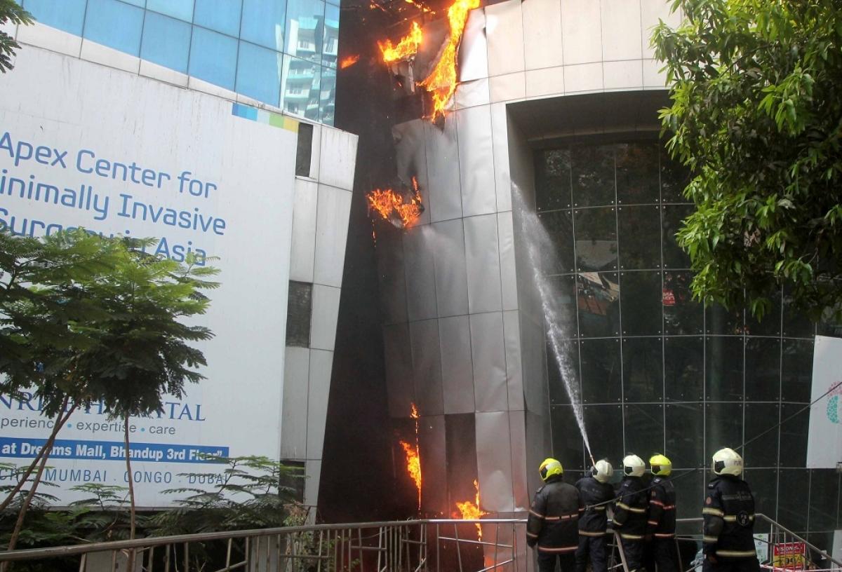 Mumbai: BMC standing panel meet adjourned over Dreams Mall fire probe report