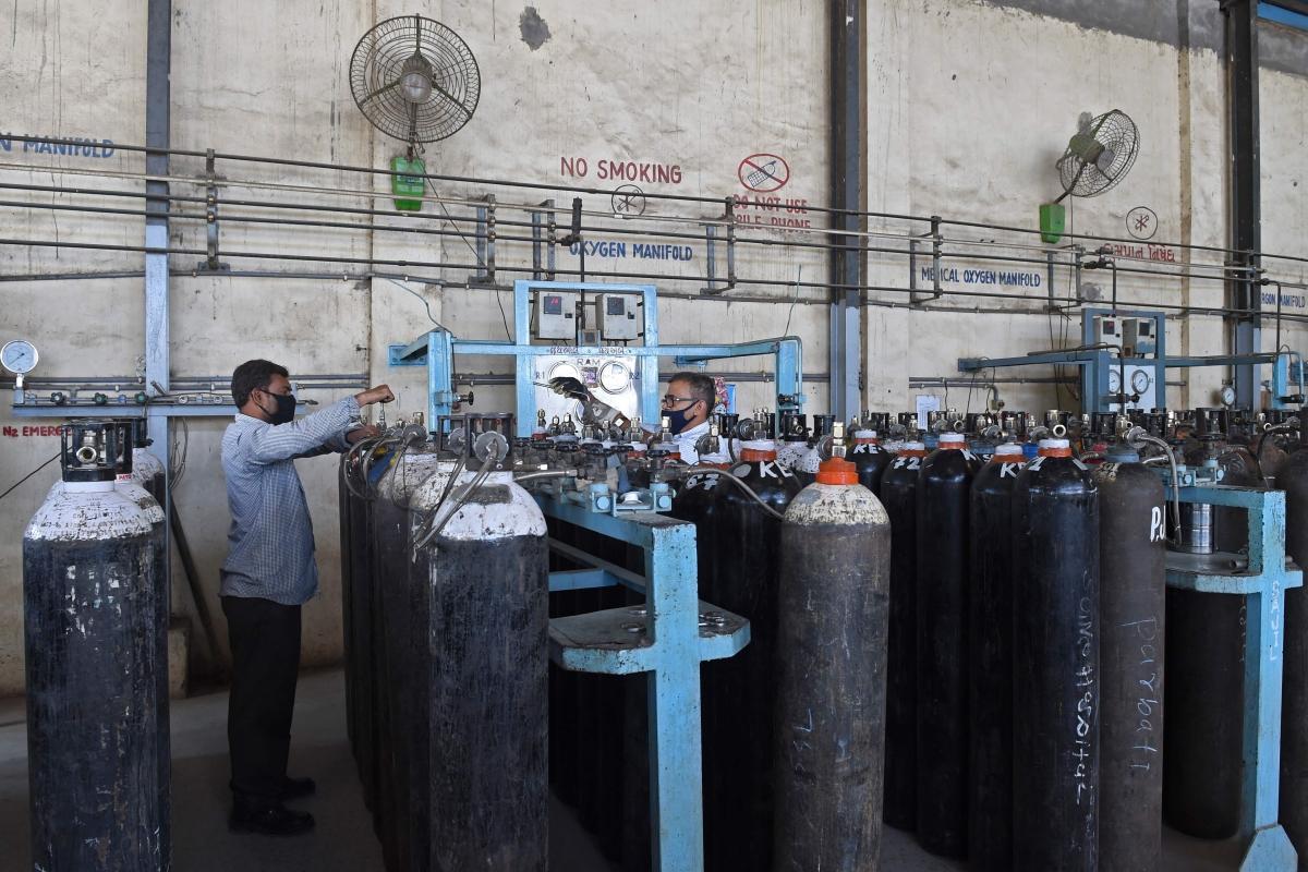 Mumbai: City's oxygen quota being diverted to Thane, Navi Mumbai, says BMC