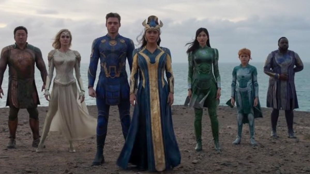 'Eternals' trailer out: Chloe Zhao's first collaboration with Marvel Studios is a visual treat