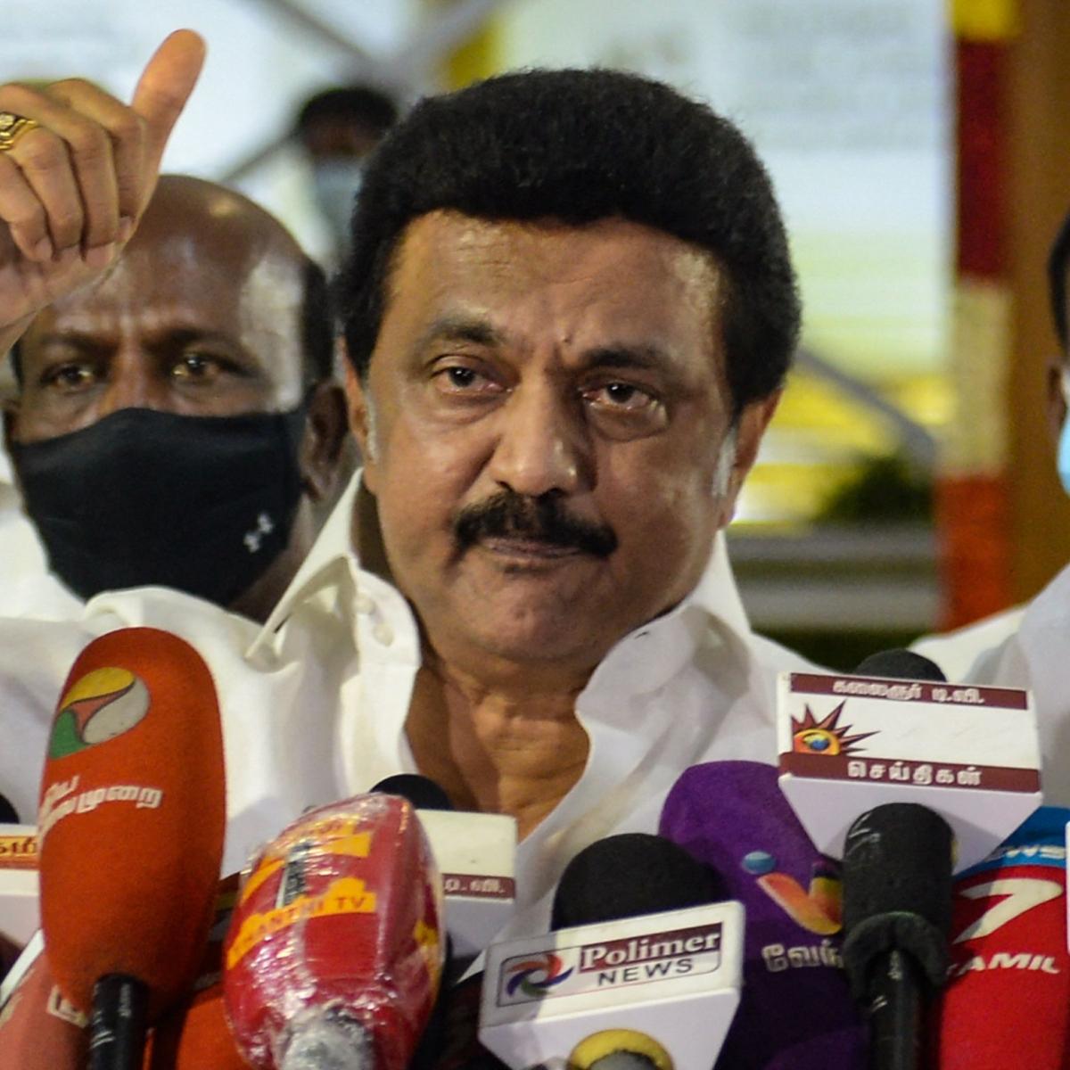 MK Stalin announces frontline worker status for journalists in Tamil Nadu