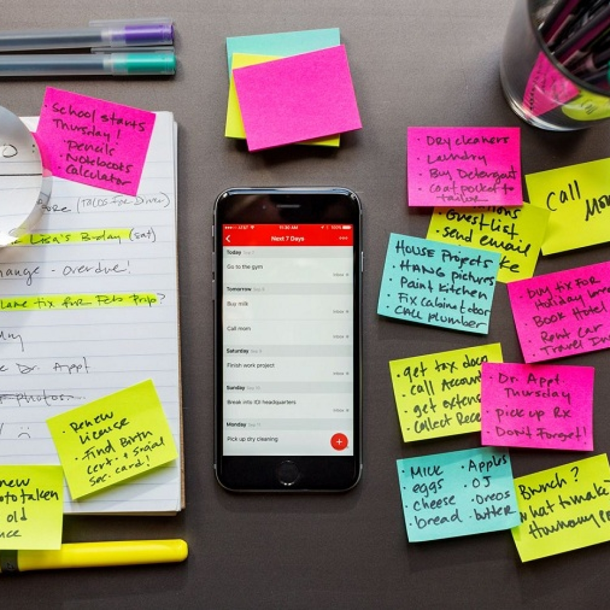 The Millennial Pilgrim: Get rid of your to-do list amid the pandemic