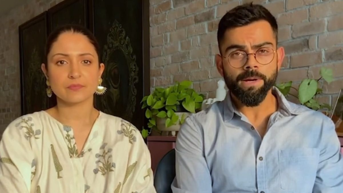 'You are the real heroes': Anushka Sharma, Virat Kohli laud healthcare and frontline workers for their dedication amid pandemic