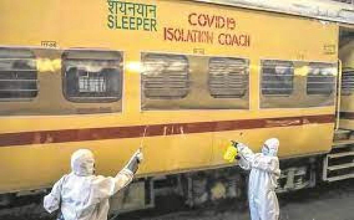 Western Railway shunts idle Covid coaches after Maharashtra govt insists