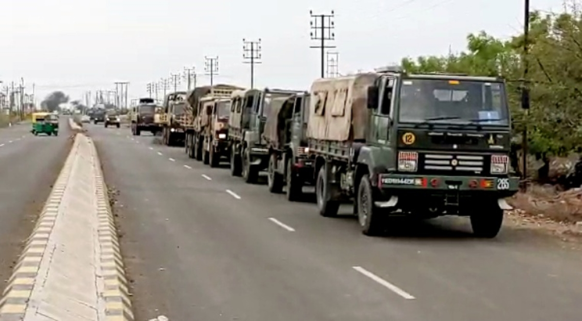 Cyclone Tauktae: 180 Indian Army teams deployed to assist states in areas impacted by storm