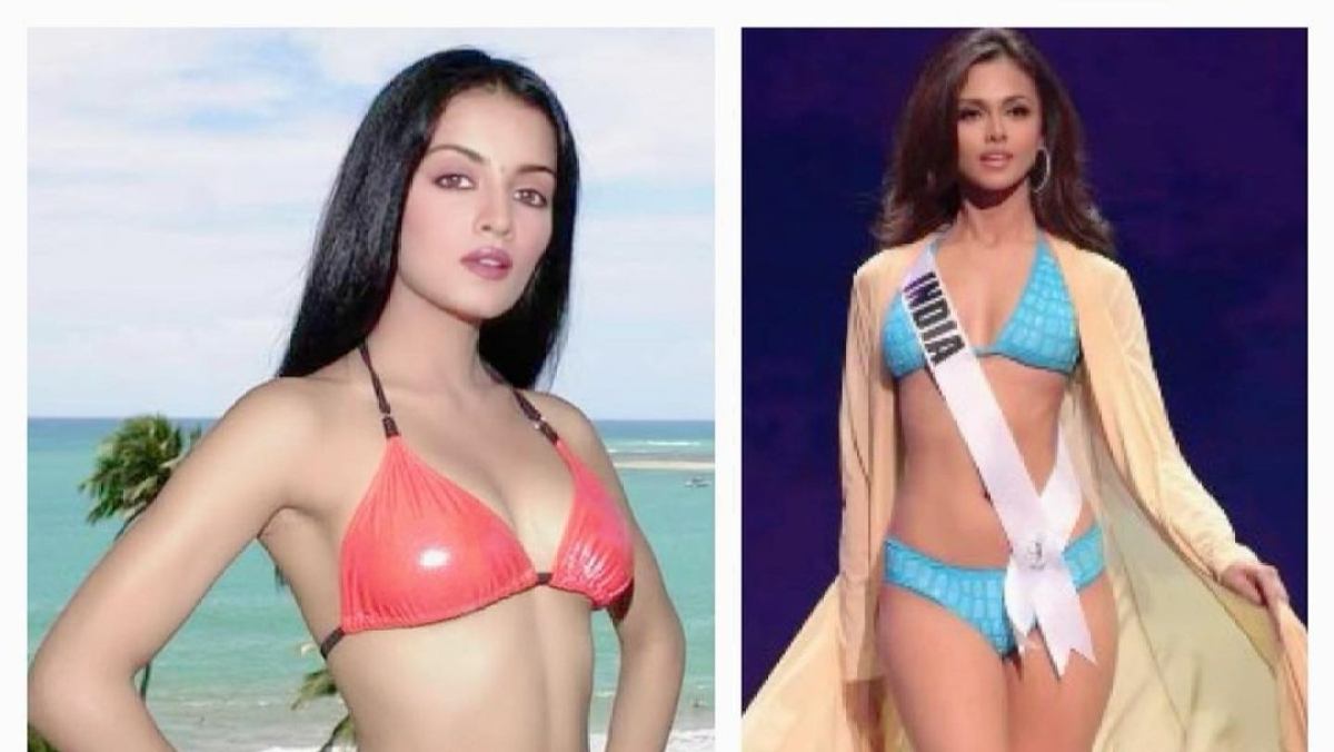 Celina Jaitley congratulates Miss Universe 3rd runner-up Adline Castelino, says 'great to see India back in the game'