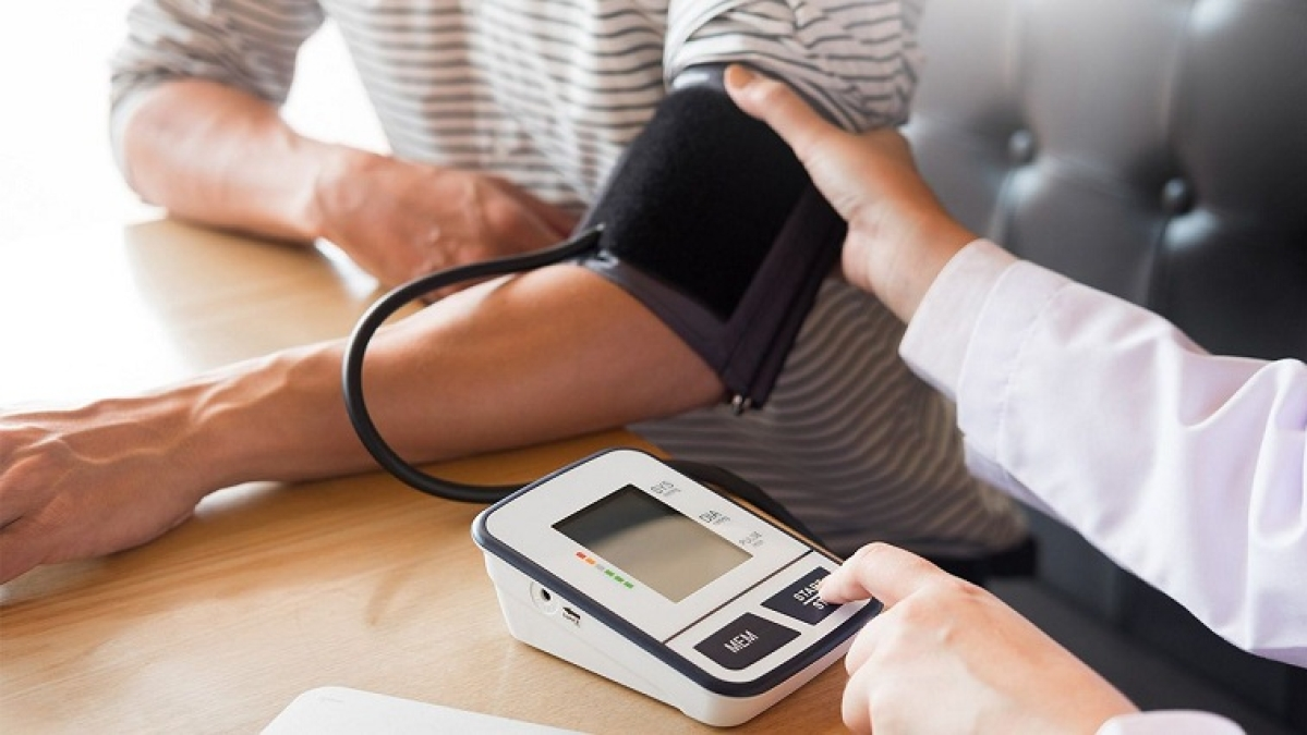 The impact of Covid-19 on high blood pressure