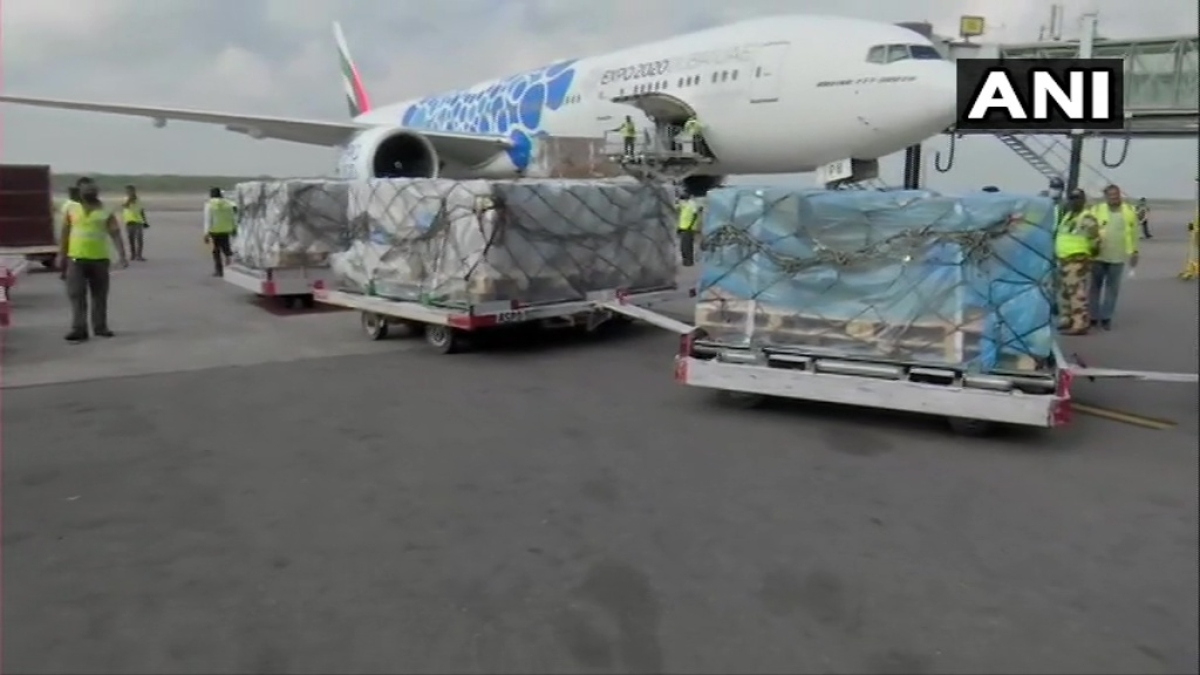 Second batch of Russian COVID-19 vaccine Sputnik V arrives in Hyderabad