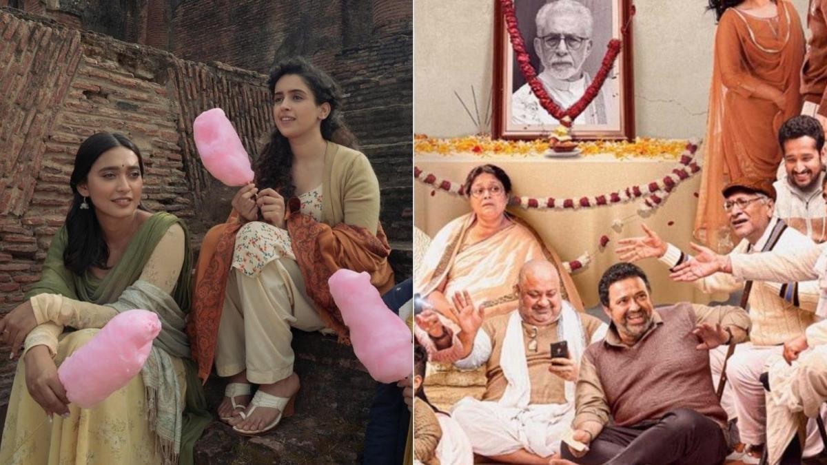 Seema Pahwa says it was 'painful and shocking' to see similarities between 'Ramprasad Ki Tehrvi' and 'Pagglait'