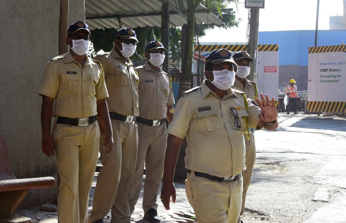 Mumbai Police to have 300 trained 'super savers' to fight Covid