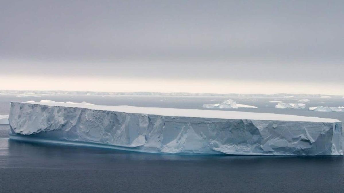 World's largest iceberg breaks off Antarctica: European Space Agency